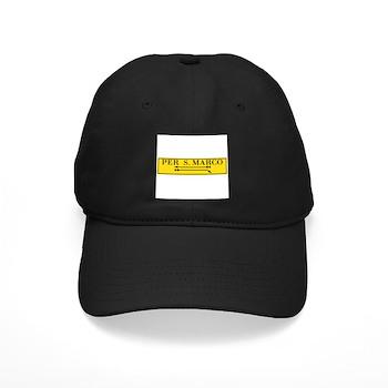 Per San Marco, Venice (IT) Black Cap