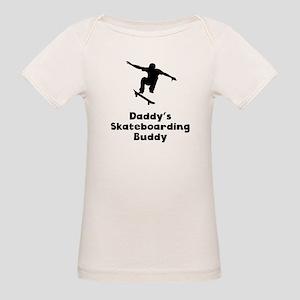 Daddys Skateboarding Buddy T-Shirt