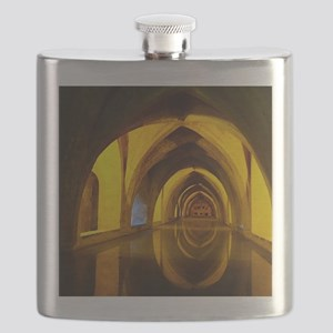 Alcázar of Seville Flask
