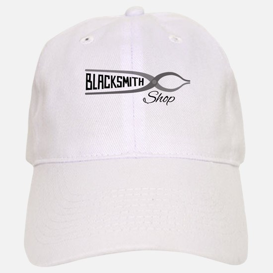 Blacksmith Shop Baseball Baseball Baseball Cap