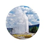 "Yellowstone 3.5"" Button (100 pack)"