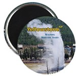 "Yellowstone 2.25"" Magnet (100 pack)"