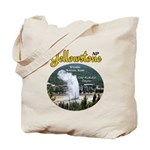 Yellowstone Tote Bag