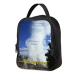 Yellowstone Neoprene Lunch Bag