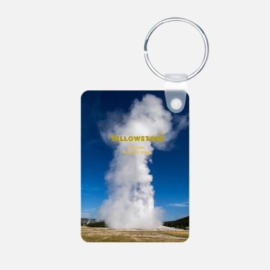 Yellowstone Keychains