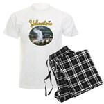 Yellowstone Men's Light Pajamas
