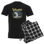 Yellowstone Men's Dark Pajamas
