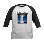 Yellowstone Kids Baseball Jersey