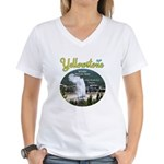 Yellowstone Women's V-Neck T-Shirt