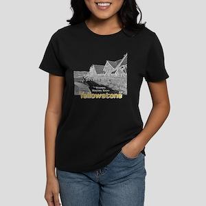 Yellowstone Women's Dark T-Shirt