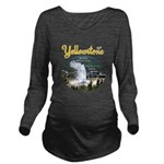 Yellowstone Long Sleeve Maternity T-Shirt
