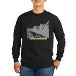 Yellowstone Long Sleeve Dark T-Shirt