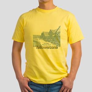 Yellowstone Yellow T-Shirt