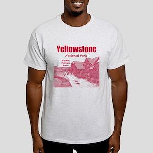 Yellowstone Light T-Shirt