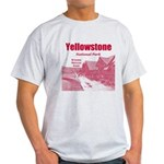 Yellowstone Light T-Shirt