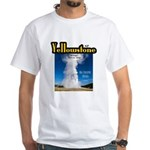 Yellowstone White T-Shirt