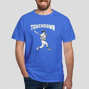 Home run Touchdown Dark T-Shirt