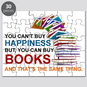 YOU CAN'T BUY HAPPINESS, BUT YOU CAN BUY BO Puzzle