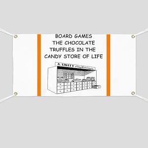 board game joke Banner