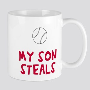 My son / daughter steals Mug