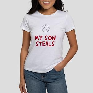 My son / daughter steals Women's T-Shirt