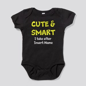 Cute and smart take after Baby Bodysuit