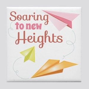 New Heights Tile Coaster