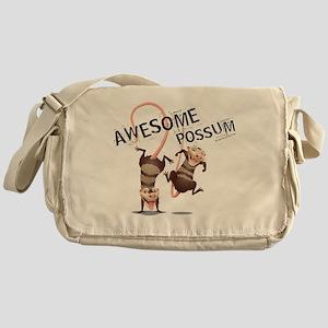 Ice Age Awesome Possum Messenger Bag