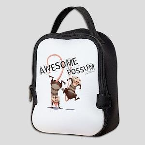 Ice Age Awesome Possum Neoprene Lunch Bag