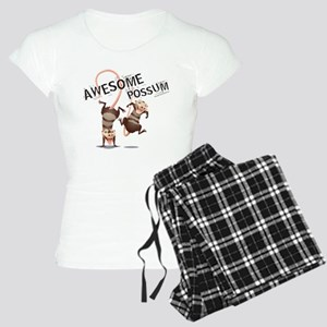 Ice Age Awesome Possum Women's Light Pajamas