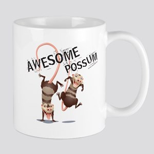 Ice Age Awesome Possum Mug