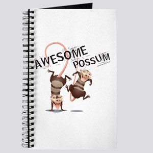 Ice Age Awesome Possum Journal