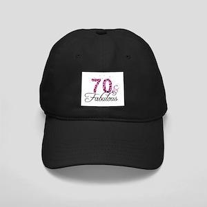 70 and Fabulous Baseball Cap