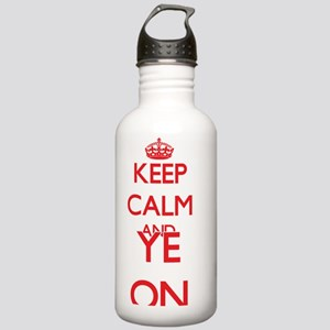 Keep Calm and Ye ON Stainless Water Bottle 1.0L