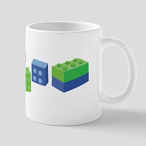 Building Blocks Mugs
