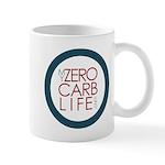 My Zero Carb Life Circle Logo Mugs