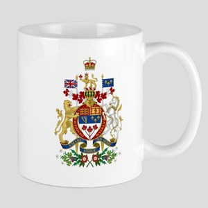 Canada's Coat of Arms Mug