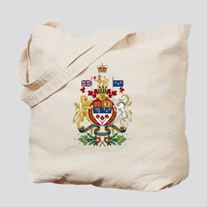 Canada's Coat of Arms Tote Bag