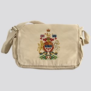 Canada's Coat of Arms Messenger Bag