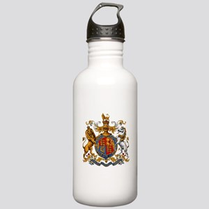 British Royal Coat of Stainless Water Bottle 1.0L