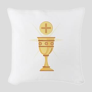 Communion Woven Throw Pillow
