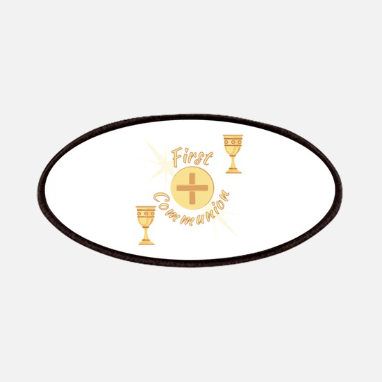First Communion Patch