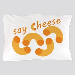 Say Cheese Pillow Case