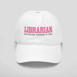 Funny Librarian Cap