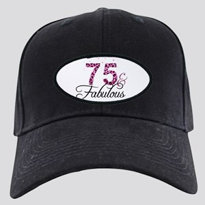 75 and Fabulous Baseball Cap