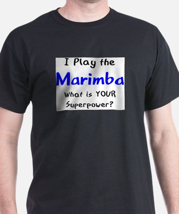 play marimba T-Shirt
