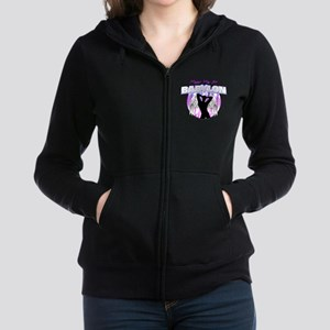 Meet Me At Babylon Women's Zip Hoodie
