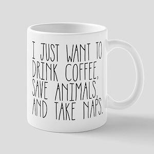 Take Naps Mug