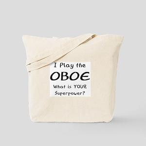 play oboe Tote Bag