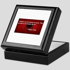 Stephen King Pride Keepsake Box